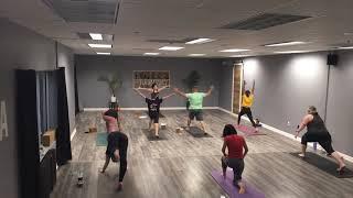 Power Yoga - October 19, 2020