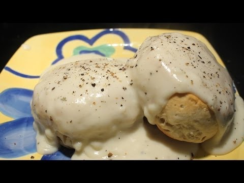 How to cook Country Gravy for Biscuits