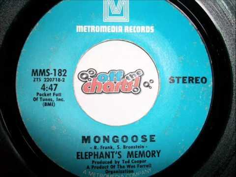 Elephant's Memory - Mongoose ■ 45 RPM 1970 ■...