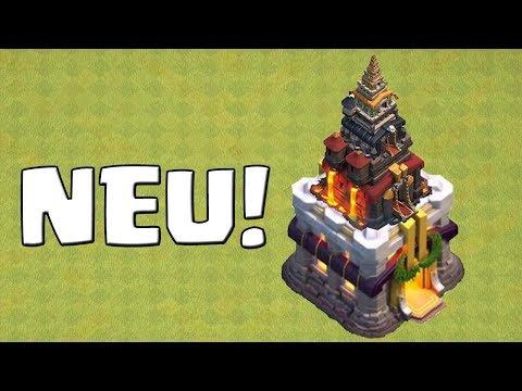 DAS NEUE RATHAUS! ☆ Clash of Clans ☆ CoC