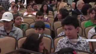 ARMENCHIK LIVE IN  CONCERT YEREVAN AUGUST 25 2013