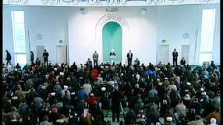 (Bengali) Friday Sermon 24th Dece 2010 (Part-1)