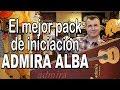 El mejor pack para iniciarse: Admira Alba [Especial Comuniones]