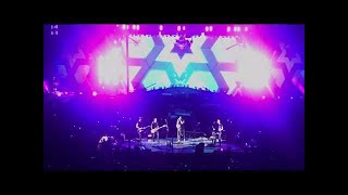 Coldplay - Miracles (Someone Special) (4K) Live@ Milano San Siro 04 Luglio 2017