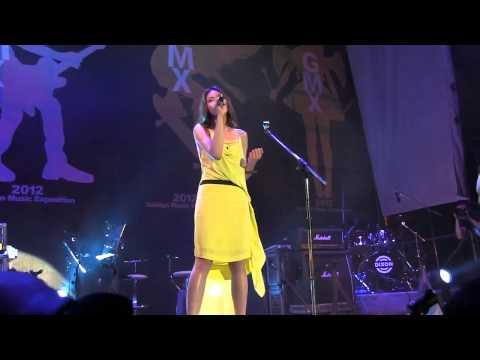 2012.06.17 GMX金曲音樂節 Olivia Ong