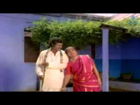 Goundamani Manorama Ghost Comedy - Rajathi Rojakilli