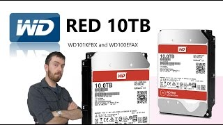 The WD Red 10TB Now Available in Standard Red and Red Pro – WD101KFBX and WD100EFAX