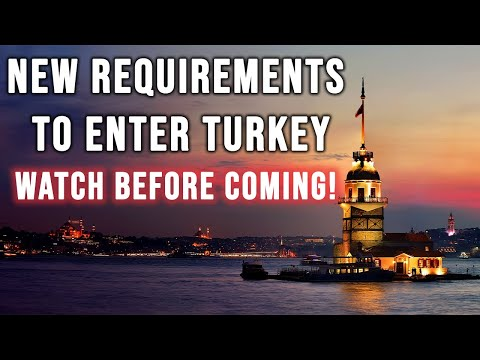 What Do You Need to Visit Turkey During the Pandemic | UPDATE MARCH 2021 with@Fatih Yayla
