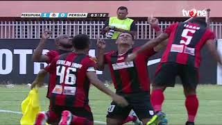 Persipura Jayapura vs Persija Jakarta: 3-0 All Goals & Highlights - Liga 1