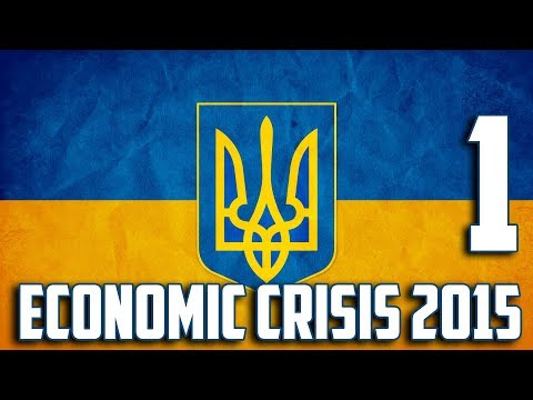 HOI4 Economic Crisis 2015 - Украина (1) АТО и Национализм