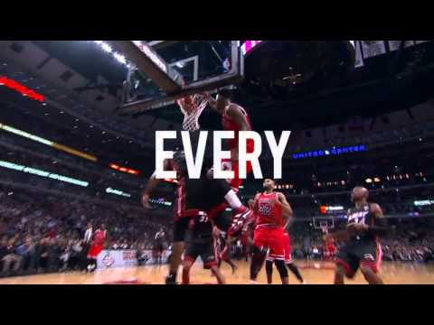 Chicago Bulls Big Commercial 2013
