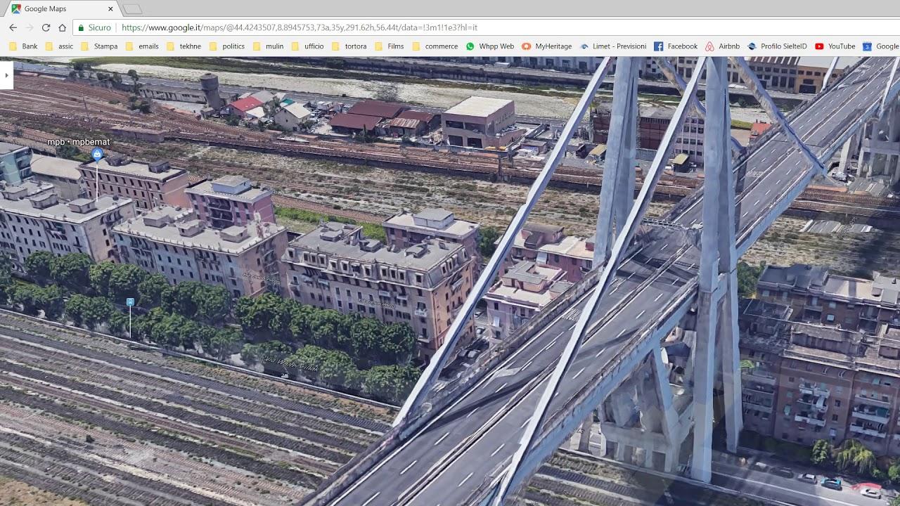 Ponte Morandi: storia, caratteristiche e analisi sul crollo