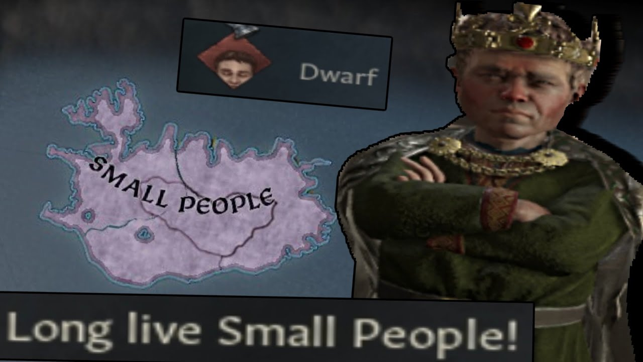 How I Created An Overpowered Dwarf Kingdom In Crusader Kings 3