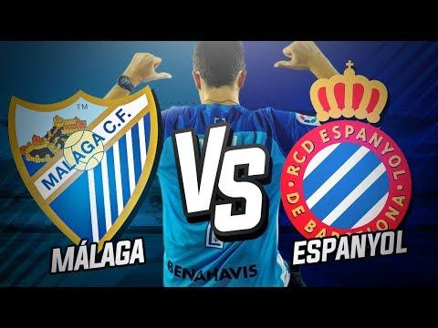 Málaga CF vs RCD Espanyol (0-1) | Jornada 18 Liga Santander 2017/18 | Post-Partido