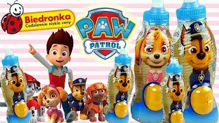 Psi Patrol 🐶 Niespodzianka 🐞 Zabawki z Biedronki