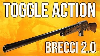 WW2 In Depth: Toggle Action Shotgun (Call of Duty: WWII)