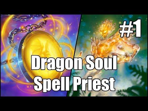[Hearthstone] Dragon Soul Spell Priest (Part 1)