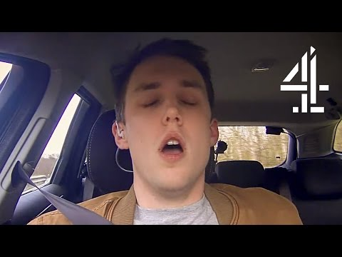 Chris Stark Falls Asleep At The Wheel | Driven to Distraction