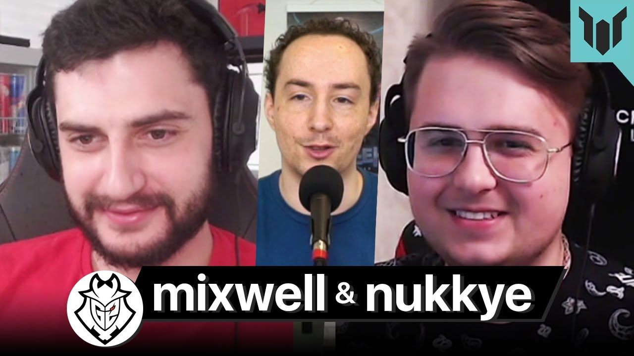 Is G2 finally BACK!? — BACKCHAT! with G2 mixwell & nukkye