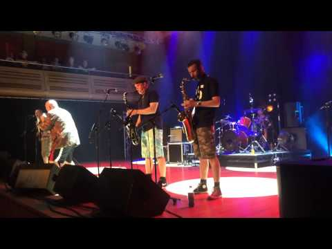 Bad Manners - I Love You Baby (Bury St Edmunds Apex 015)