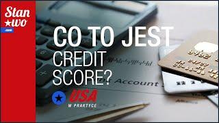 Co to jest Credit Score? - USA w Praktyce #2