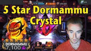 5 Star Dormammu Crystal Opening [Faltine Crystal]