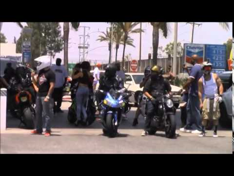 CALIFORNIA BIKE TAKE OVER 6/7/2014