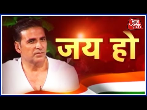 "Jai Ho: Akshay Kumar On His Newly Launched App, ""Bharat Ke Veer"" For Indian Army"