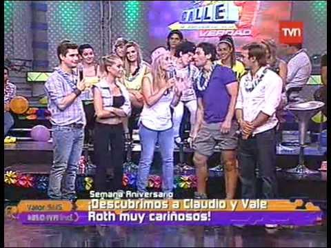 """Claudio visitó a Vale Roth en """"Fruto Prohibido"""" - Calle 7 ..."""