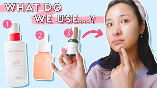 🤔 Refreshing Our Skincare Routine: What Are We Actually Using??