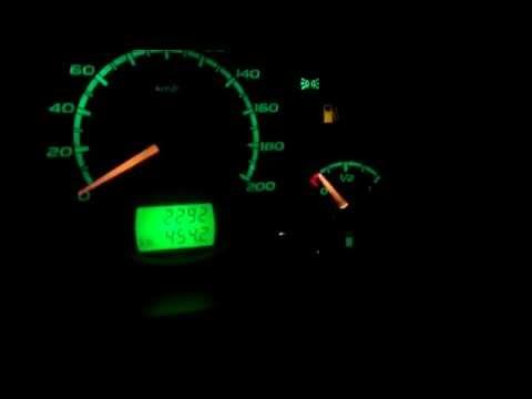 Показатель уровня топлива в УАЗ Патриот