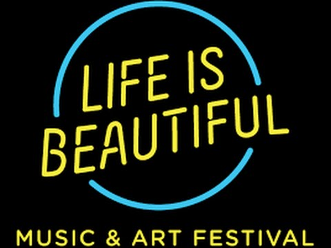 Walk The Moon @ Life Is Beautiful Festival 2015 (FULL SET)