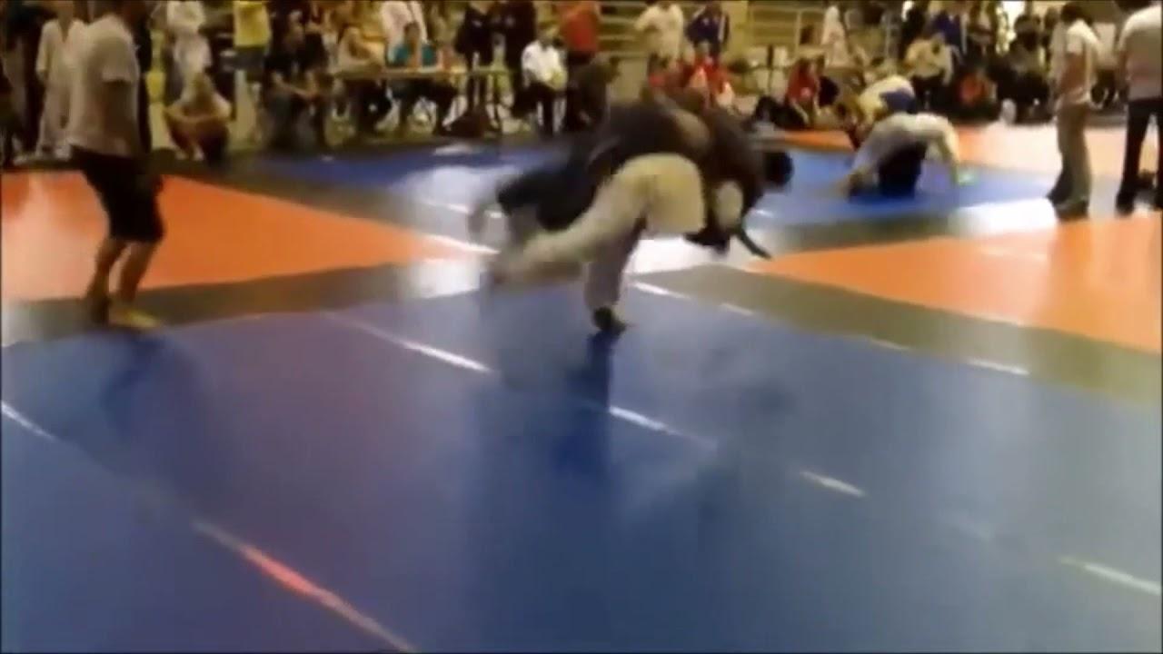 Romeo Uncaged Judo Highlights