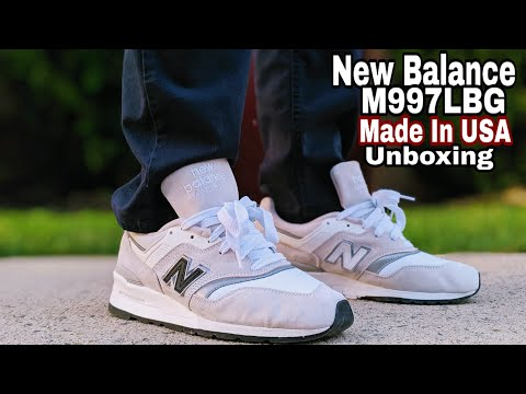 new balance us uomo