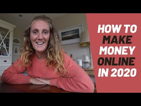 7 Ways To MAKE MONEY ONLINE in 2020