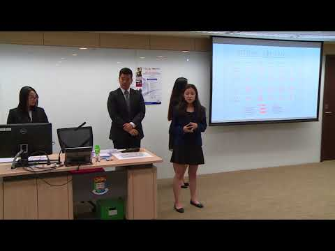 2017 Round 3 University of British Columbia - HSBC/HKU Asia Pacific Business Case Competition