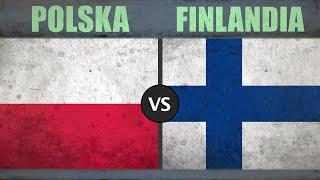 POLSKA vs FINLANDIA - Porównanie potencjałów militarnych 2018