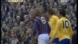 Crystal Palace 0-2 Arsenal 1970-71