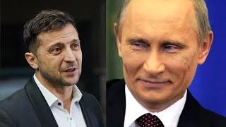 Путин о Зеленском на Валдайском форуме!