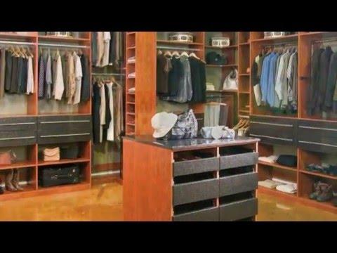 easy installation custom closet organizers - Custom Closet Organizers