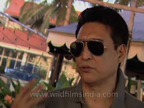 Danny Denzongpa talks about how he joined film institute