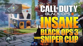 INSANE Black Ops 3 Sniper Clip - SoaR Ziroy