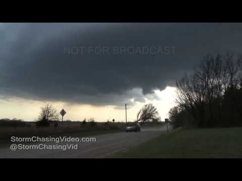 Sirens and Storms in Garvin County, OK - 3/26/2017