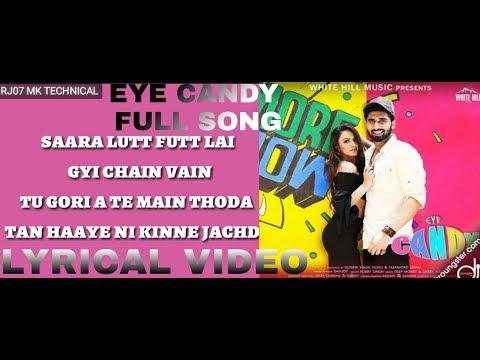 Eye Candy- LYRICS- (Full Song) Shivjot | Deep Money |