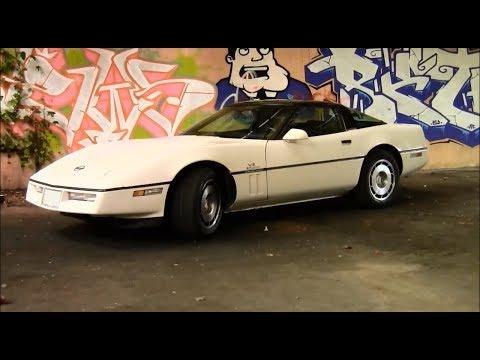 Chevrolet Corvette C4 1983 par News d'Anciennes