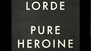 Lorde - White Teeth Teens (Audio)
