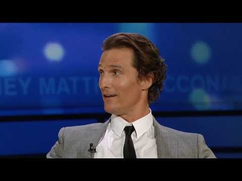 Matthew McConaughey 2011 Interview on George Stroumboulopoulos Tonight