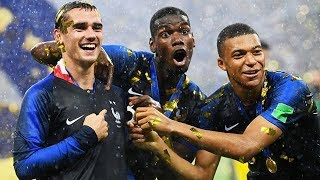 France's World Cup win is a victory for ethnic diversity