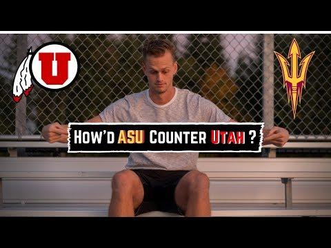 Football Breakdown with Max Browne: ASU counters Utah