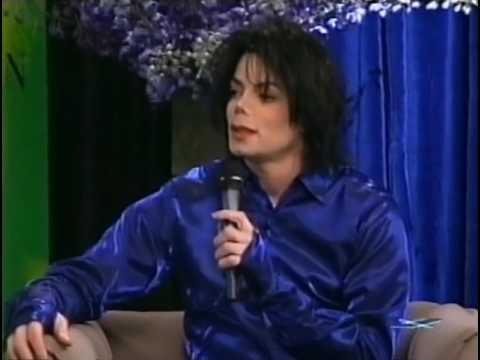 Michael Jackson   Invincible, Interview 2001
